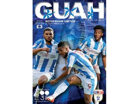 GUAH ON SALE AGAINST ROTHERHAM UNITED