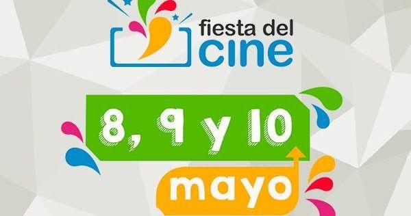 Los cines Yelmo Megapark y Cinesa MaxOcio ofrecen entradas a 2,90 euros del 8 al 10 de mayo