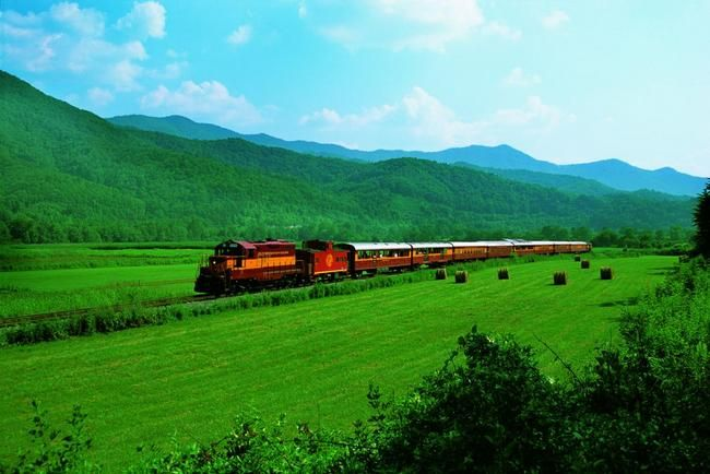 See the fall foliage in style this year. http://www.onlyinyourstate.com/north-carolina/train-rides-nc/