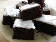 Chokoladekage (m kakao og kærnemælk)