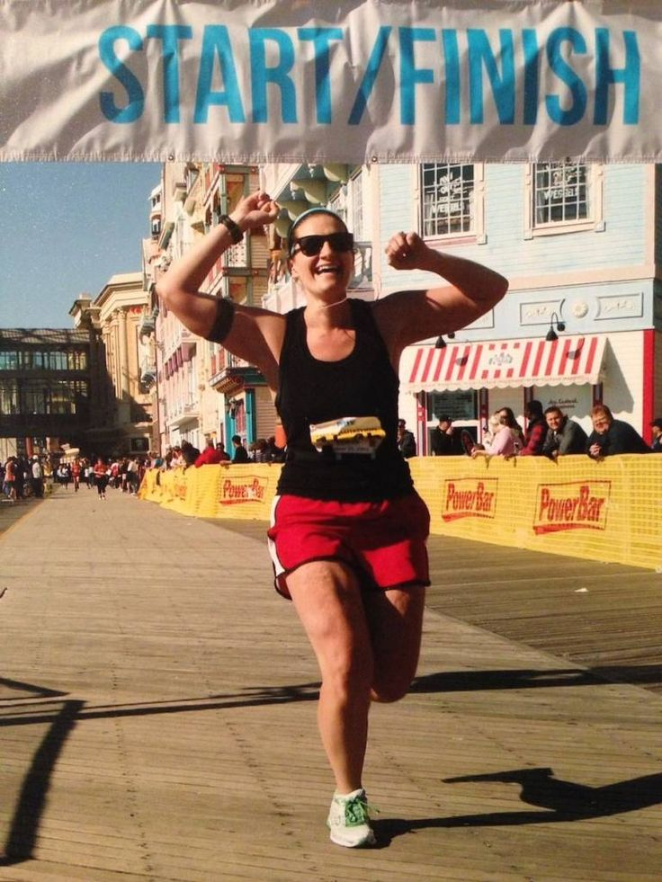 Let's face it: there is no greater sight during a race than the finish line. We love running, the thrill of pounding the pavement is second to none, but that finish line is what it's all about.  As I reach the halfway point of my training and find myself [...]