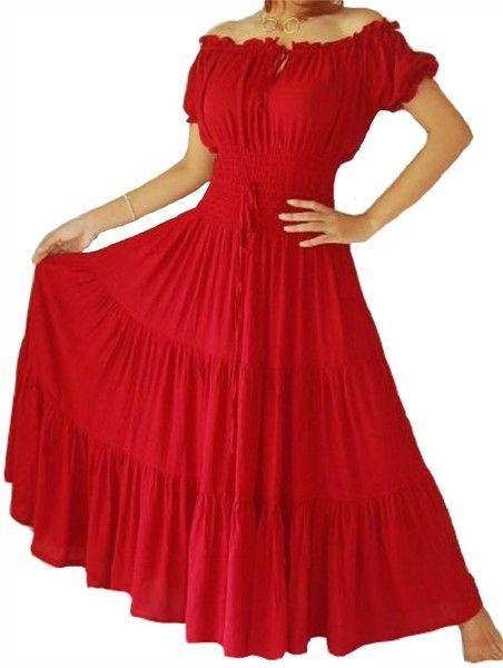 10  ideas about Peasant Dresses on Pinterest - Medieval dress ...