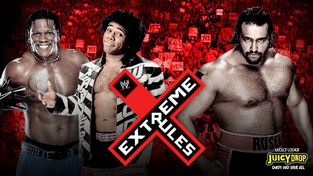 R-Truth y Xavier Woods vs. Alexander Rusev (2-on-1 Handicap Match).
