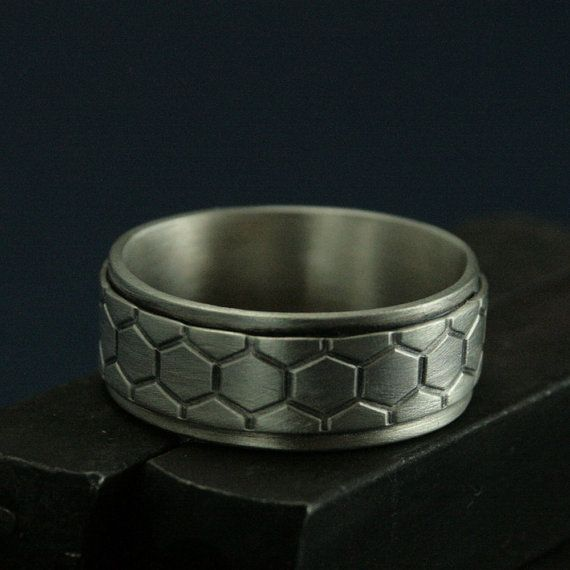 Best 25+ Unique Mens Rings Ideas On Pinterest