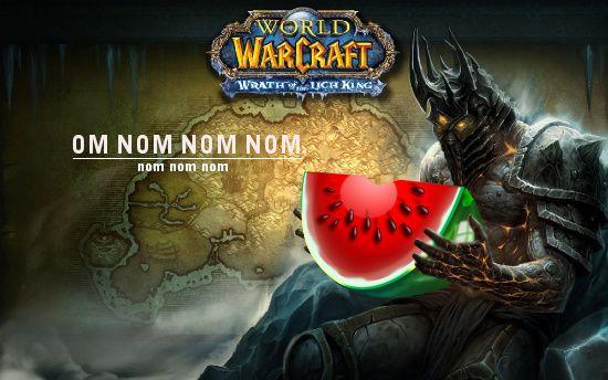 OM NOM NOM NOM... #worldofwarcraft #blizzard #Hearthstone #wow #Warcraft #BlizzardCS #gaming