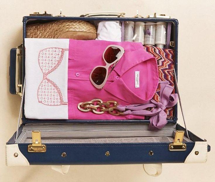 Τα μυστικά της τέλειας βαλίτσας