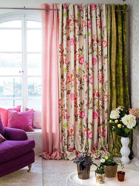 60 best Ламбрекены images on Pinterest | Curtains, For the home and ...