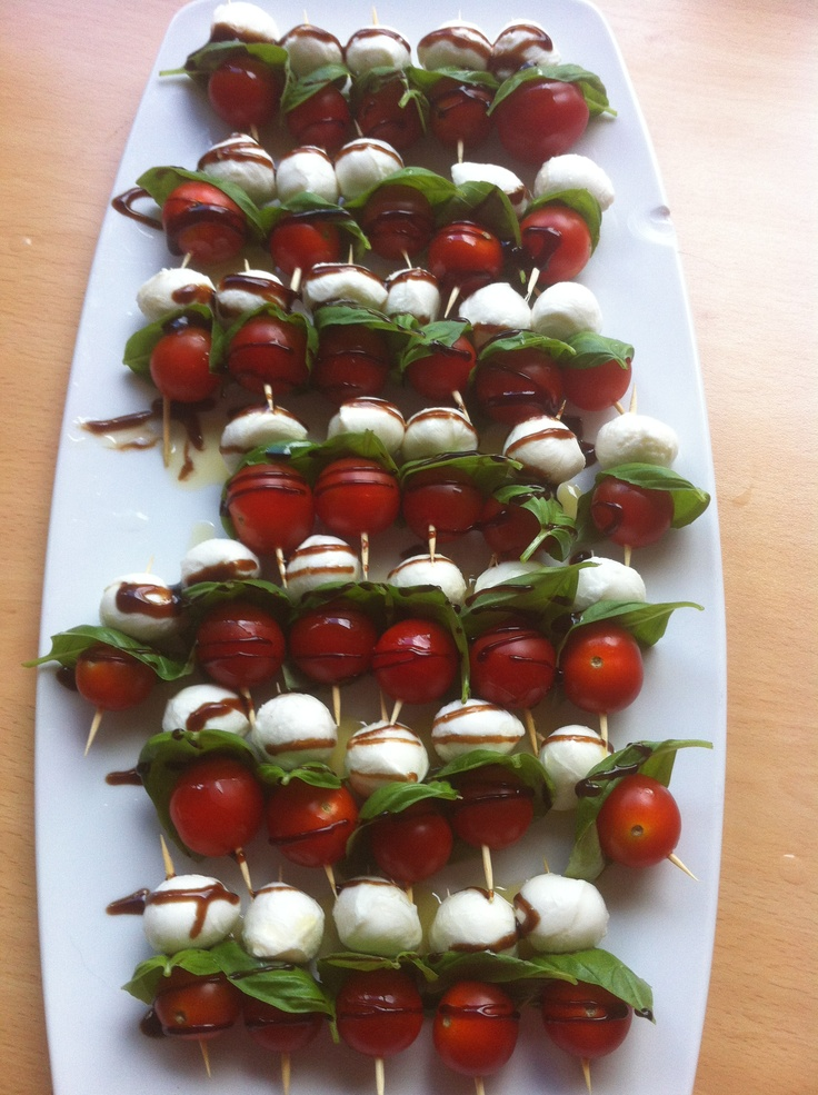 Favourite and really easy to make canape wedding ideas for Christmas canape ideas