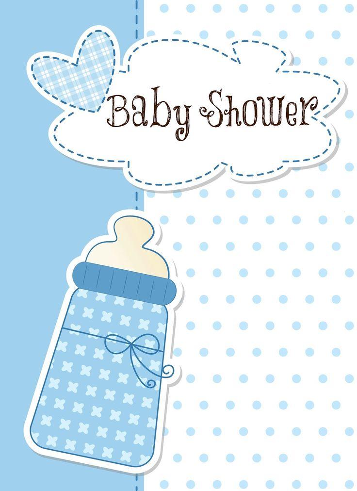 Resultado de imagen para baby shower plantillas