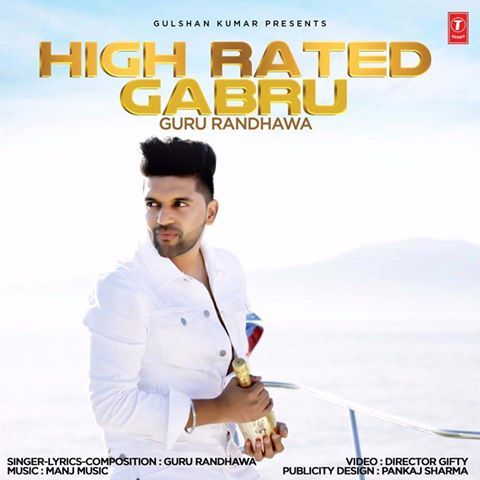 High Rated Gabru Guru Randhawa Mp3 Song Download High Rated Gabru
