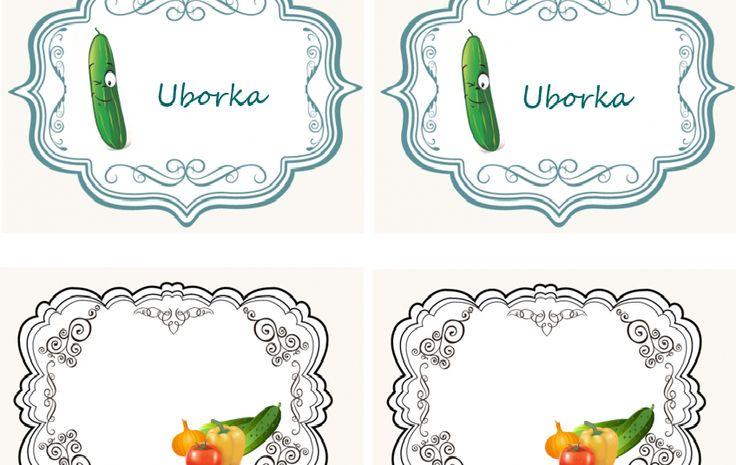 letölthető címkék savanyúságokhoz