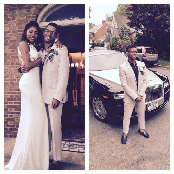 lauryn hill son zion at prom