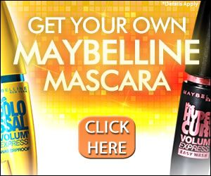 Get Maybelline XXL Mascara - just enter your email address to be eligible  #maybelline #beauty #tartecosmetics #jeffreestarcosmetics #makeuplover #makeuplove #physiciansformula #touchinsol #urbandecay #makeupbyme #beautymakeup #makeuptutorial