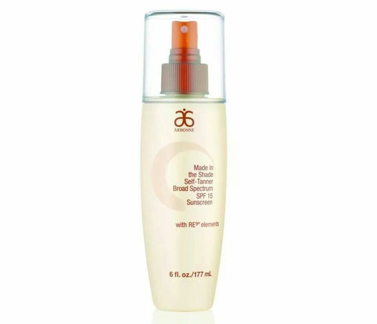 Step into the shade and develop a deep, dark tan, without the damaging effects of the sun, thanks to this protective, botanically based self-tanner with broad spectrum SPF 15 sunscreen. Shop now at www.arbonne.ca ID#116380073. #arbonne #sun #tanner #botanicallybased #protection #SPF