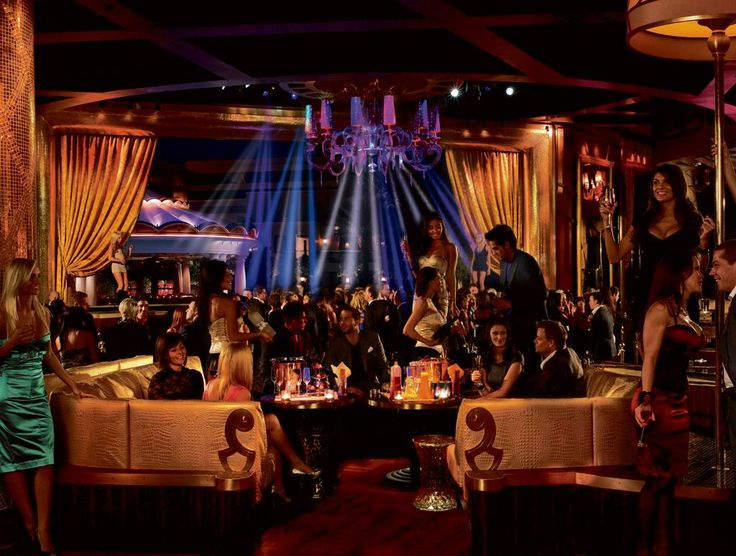 Atlanta night life swinger club