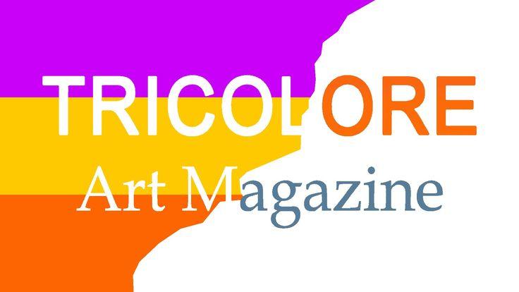 Περιοδικό Τέχνης TRICOLORE Art Magazine
