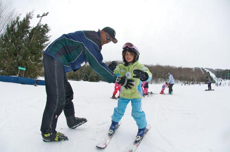 Elk Mountain, PA: get away and get skiing!