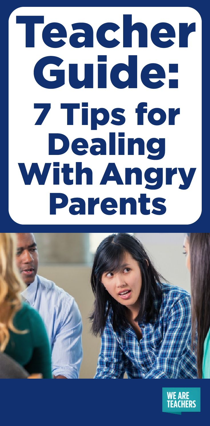 dealing with angry parents How do you cope with angry parents in school read more to discover the  reasons behind why parents can become angry.