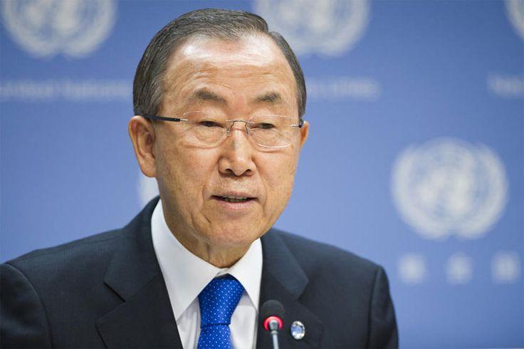 Centro de Noticias de la ONU - ONU saluda acuerdo de Estados Unidos y Rusia sobre armas químicas en Siria