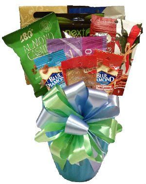 Las 25 mejores ideas sobre gluten free gift baskets en pinterest gluten free gift basket negle Images
