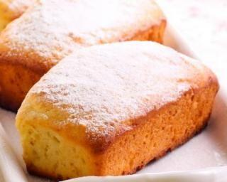 Mini Cake A La Compote De Pomme Fourchette Et Bikini
