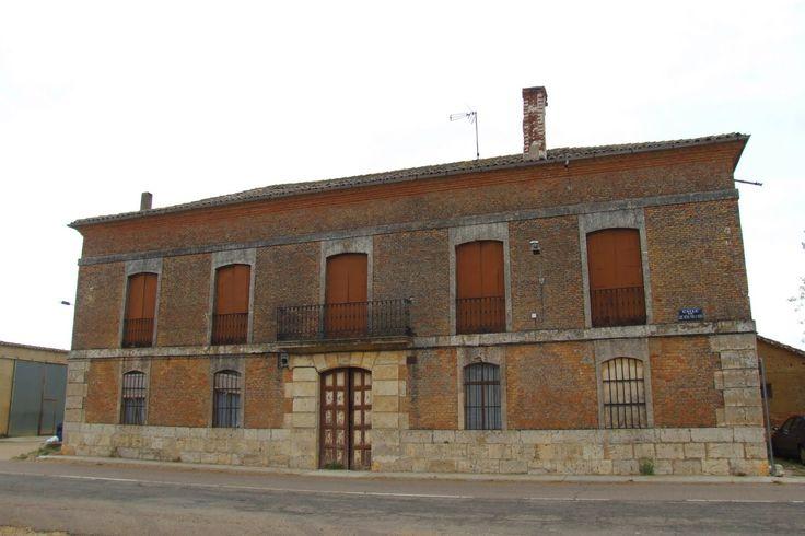 Villarmentero de Campos, Palencia, Camino de Santiago