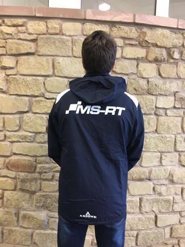 M-Sport World Rally Team Mens Lightweight Jacket