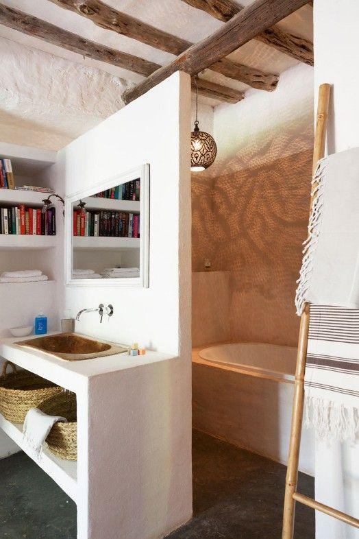 Una Casa Ibicenca Con Un Interior De Lo Mas Fresco [] House In Ibiza With A Fresh Interior