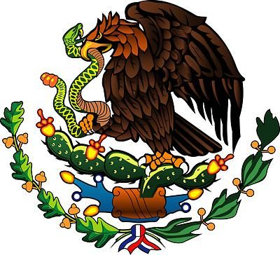 Clever image with regard to mexican flag eagle printable