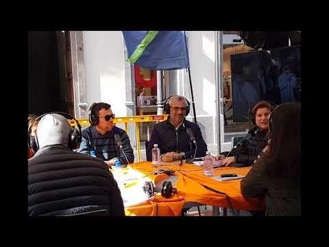 """""""Peleando con las TIC"""": En Canarias Radio hablando de radio escolar y De P..."""