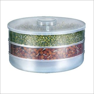 Get 80% OFF ON Healthy Sprout Maker With 3 Compartments.