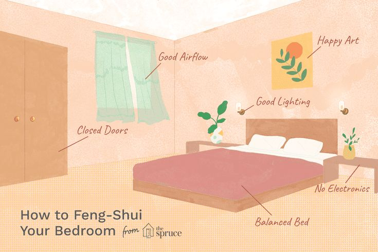 Feng Shui Your Bedroom With These Nine Easy Steps Feng
