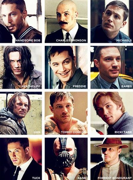 "isleenais: ""Tom Hardy - actor """
