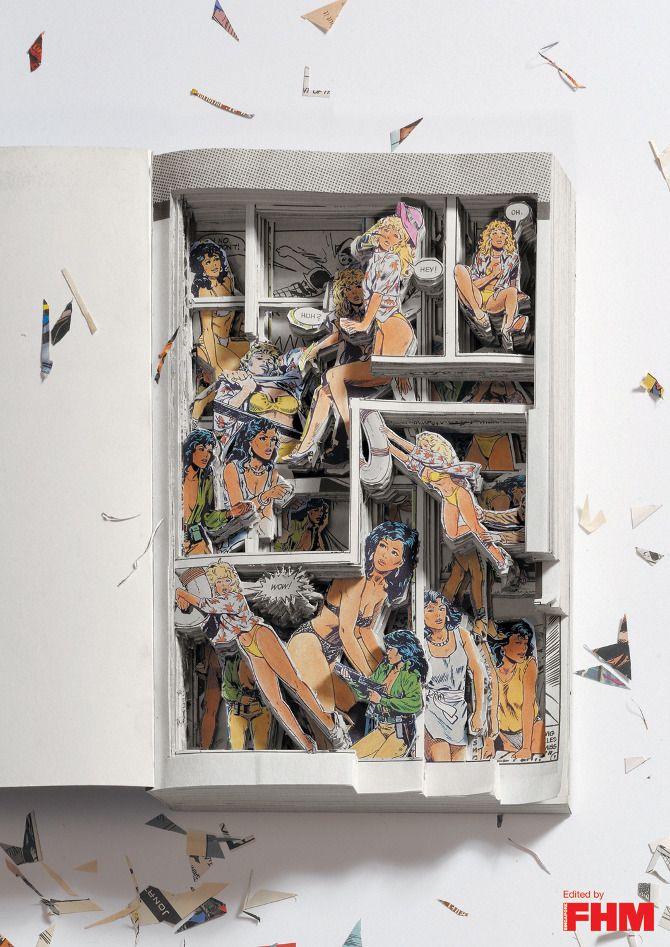 FHM Magazine - Andrew Goh   Art Director