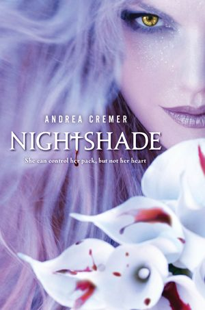 Nightshade-  This book has the perfect mix of action, suspense, edge, and it keeps you intrigued no matter how many times you read it.