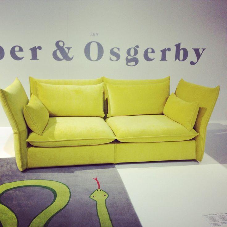 Vitra Mariposa Sofa by Barber Osgerby