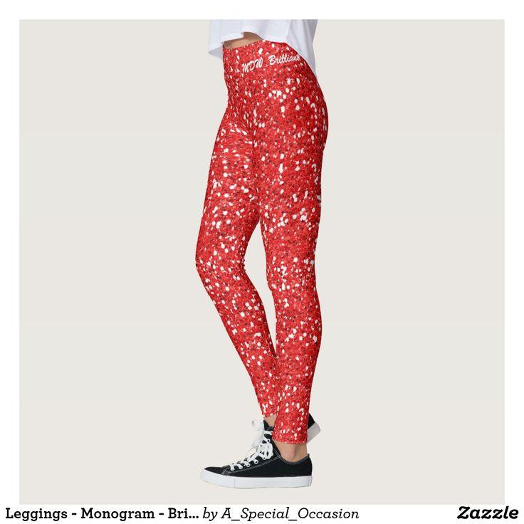 Leggings - Monogram - Brilliant!