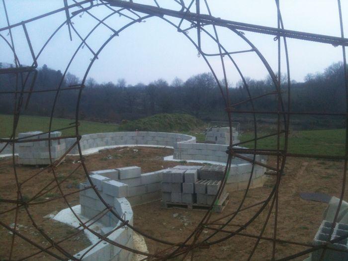Construire en beton maison bulle luc structures b ton - Faire de la puree maison ...
