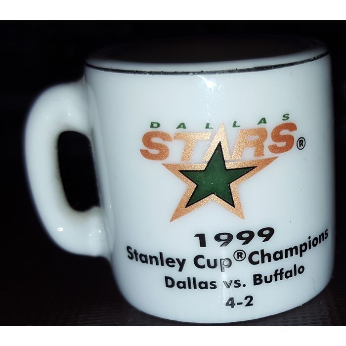 1-1/4 inch Gumball Mini Mug NHL Cup Crazy Dallas Stars 1999 Stanley Cup Listing in the Other,Hockey,Memorabilia & Fan Store,Sport Memorabilia & Cards Category on eBid Canada | 152034674 C$1.50 + shipping