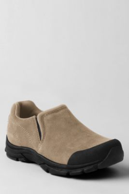Boys' All Weather Moccasin from Lands' End