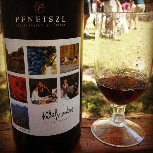 Hungarian #wine - #vino de Sopron, #Hungría - ¡salud!