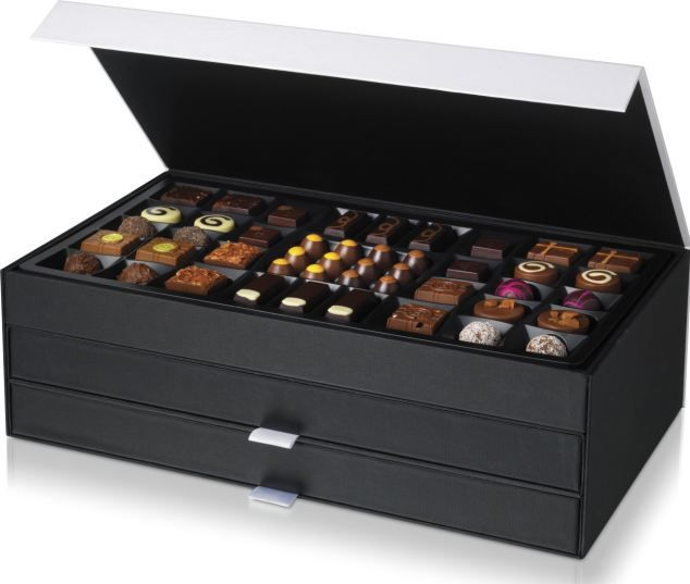 Premium Chocolate Gift Boxes : Chocoholics alert from truffles and bars to festive boxes