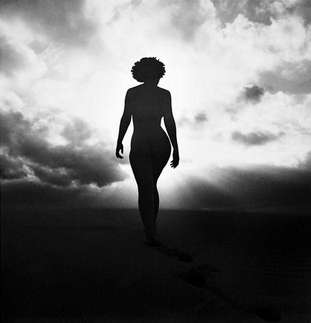 Nude, Cronulla, 1930s