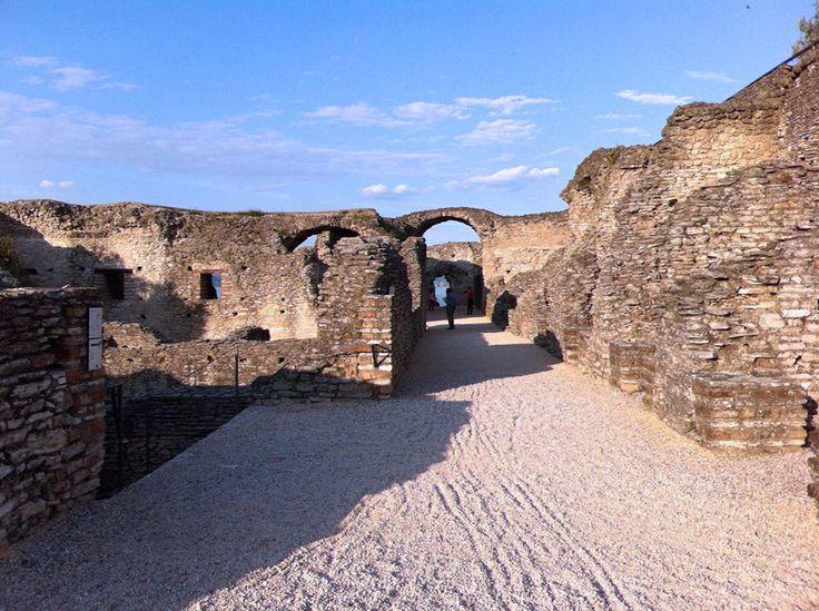 Grotte di Catullo / Sirmione / Italy