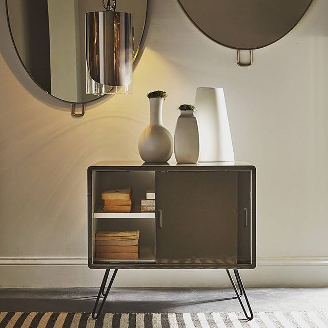 An epitome of #luxury in minimalism is this Mondrian #Nightstand by @kellyhoppen amongst her other stunning products from collections at @resourcedecor ! The nude colours and maximum #storage area makes it a very functional piece for your #bedroom #readingroom #guestroom #bedside #hallway and more!
