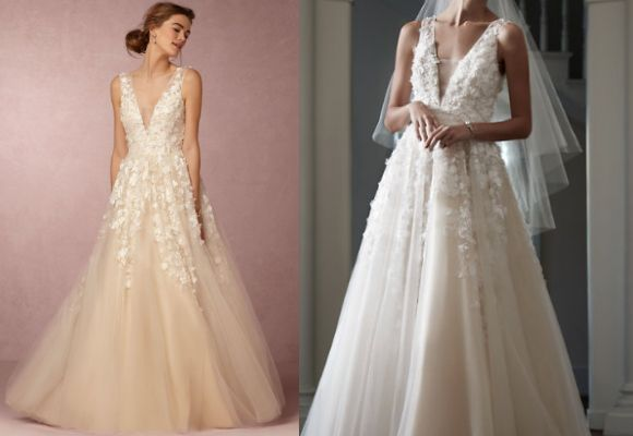 Looking for tips to find the perfect wedding dresses for broad shoulders? Let us help you in your search for the perfect wedding dress that asset your qualities.