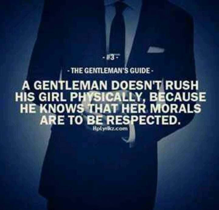 The Gentleman's Guide #3