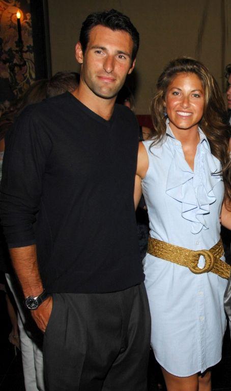 Dylan Lauren (daughter of Ralph Lauren) with husband ...