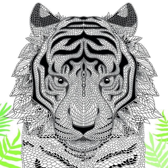 mMSzeKYBuzI.jpg (640×640) | Книжка-раскраска, Раскраски с ...