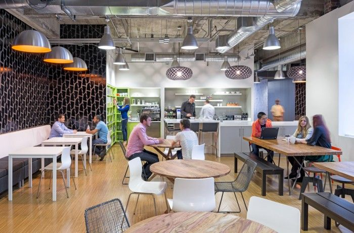 Digital document solutions company Nitro has moved into a new office designed by Design Blitz.
